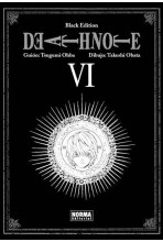 DEATH NOTE BLACK EDITION 06