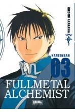 FULLMETAL ALCHEMIST KANZENBAN 03
