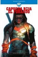 CAPUCHA ROJA, EL FORAJIDO:...