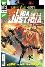 LIGA DE LA JUSTICIA 95/17