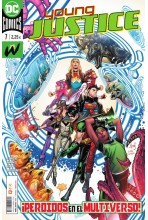 YOUNG JUSTICE 07