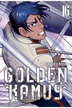 GOLDEN KAMUY 16