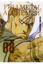 FULLMETAL ALCHEMIST KANZENBAN 08