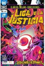 LIGA DE LA JUSTICIA 96/18