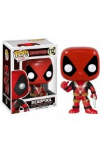 MARVEL FUNKO POP! DEADPOOL...