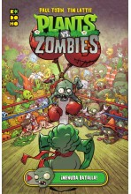 PLANTS VS. ZOMBIES: ¡MENUDA...