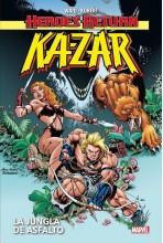 HEROES RETURN: KA-ZAR 01....