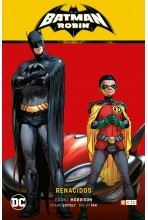 BATMAN Y ROBIN VOL. 01:...