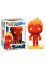 MARVEL FUNKO POP! HUMAN TORCH