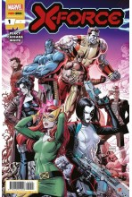 X-FORCE 06 NUEVA / X-FORCE 01