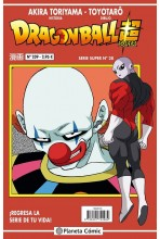 DRAGON BALL SERIE ROJA 239