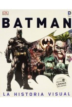BATMAN. LA HISTORIA VISUAL