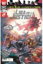 LIGA DE LA JUSTICIA 98/20