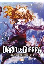 DIARIO DE GUERRA: SAGA OF...