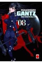 GANTZ MAXIMUM 08