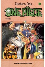ONE PIECE Nº21