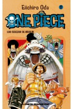 ONE PIECE Nº17