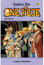 ONE PIECE Nº22