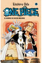 ONE PIECE Nº25
