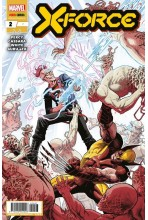 X-FORCE 07 NUEVA / X-FORCE 02