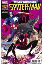 MILES MORALES: SPIDER-MAN 02