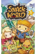 THE SNACK WORLD 01 (DE 2)...
