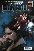 TONY STARK: IRON MAN 01....