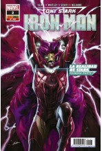 TONY STARK: IRON MAN 02....