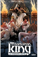 THE BARBARIAN KING 01: LA...