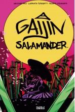 A GAIJIN SALAMANDER