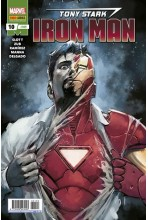 TONY STARK: IRON MAN 10....
