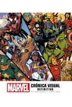 MARVEL CRONICA VISUAL...