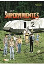 SUPERVIVIENTES: ANOMALÍAS...