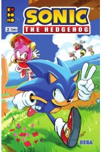 SONIC THE HEDGEHOG 02