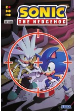 SONIC THE HEDGEHOG 08