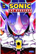 SONIC THE HEDGEHOG 09