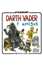 STAR WARS: DARTH VADER Y...