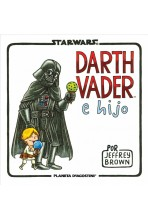 STAR WARS: DARTH VADER E HIJO