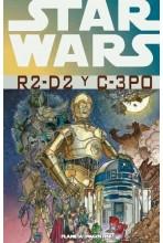 STAR WARS: R2-D2 Y C-3PO...