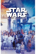 STAR WARS: SAGA COMPLETA...