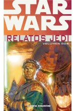 STAR WARS: RELATOS JEDI 02...