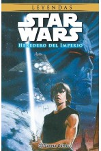 STAR WARS: HEREDERO DEL...