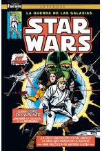 STAR WARS: LOS AÑOS MARVEL...