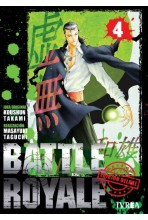 BATTLE ROYALE 04 (DELUXE)