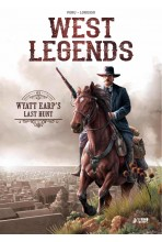 WEST LEGENDS 01 -  WYATT...