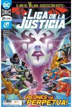LIGA DE LA JUSTICIA 99/22