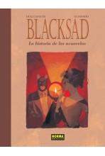 BLACKSAD, LA HISTORIA DE...