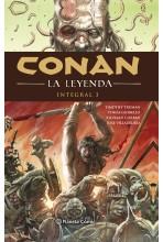 CONAN LA LEYENDA INTEGRAL...