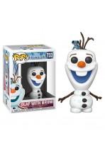 FROZEN FUNKO POP! OLAF &...