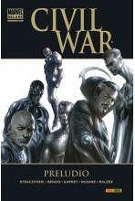 CIVIL WAR: PRELUDIO (MARVEL...